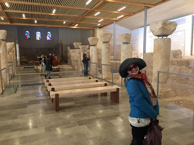 Mt Nebo church mosaics6