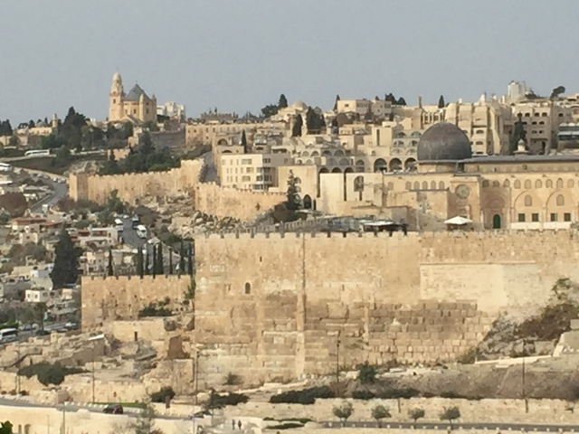 Mt of Olives view of Jerusalem26