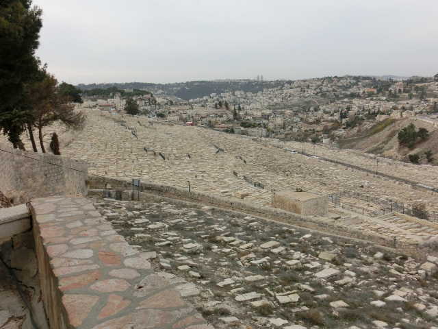 Mt of Olives view of Jerusalem38