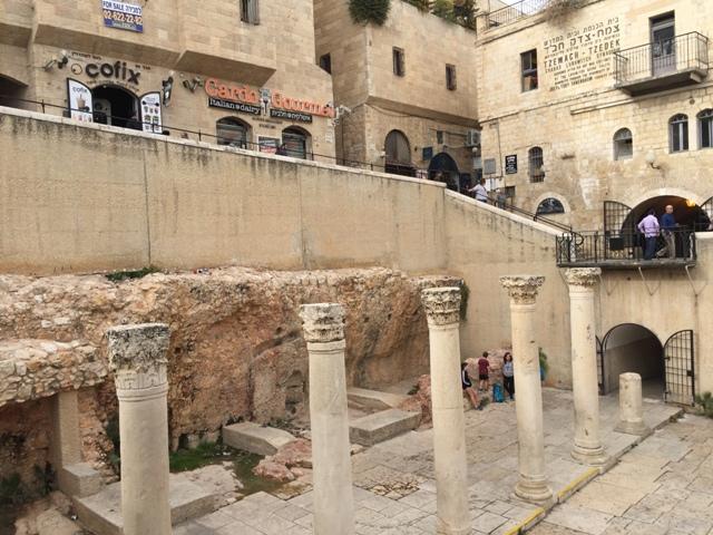 Old city - Cardo 2