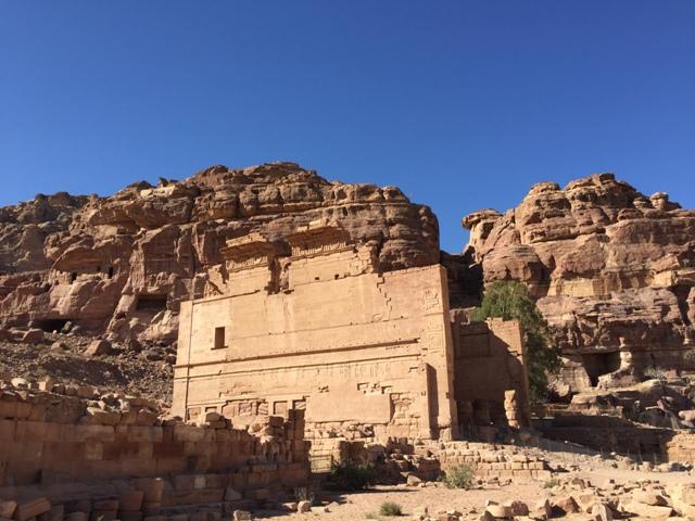 Qasr Al Bint temple 1
