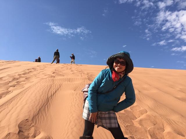 Slide the sand dunes 5