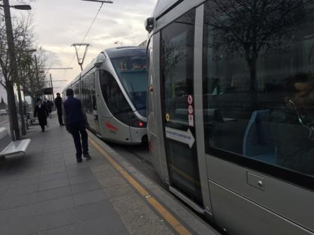 Taking Jerusalem LRT 5