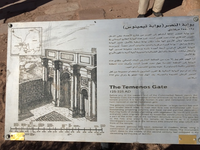 Temenos gate 1