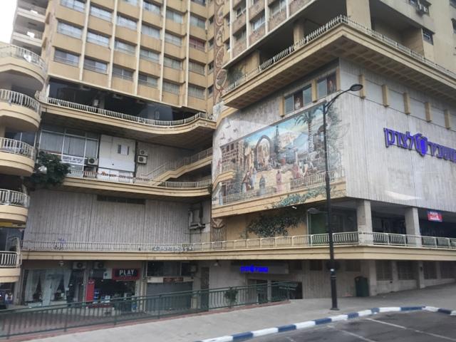 Tiberias center