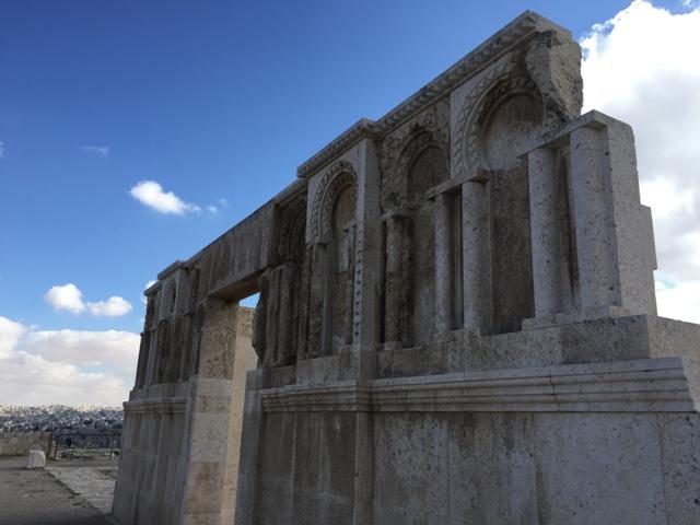 Umayyad Mosque ruins1