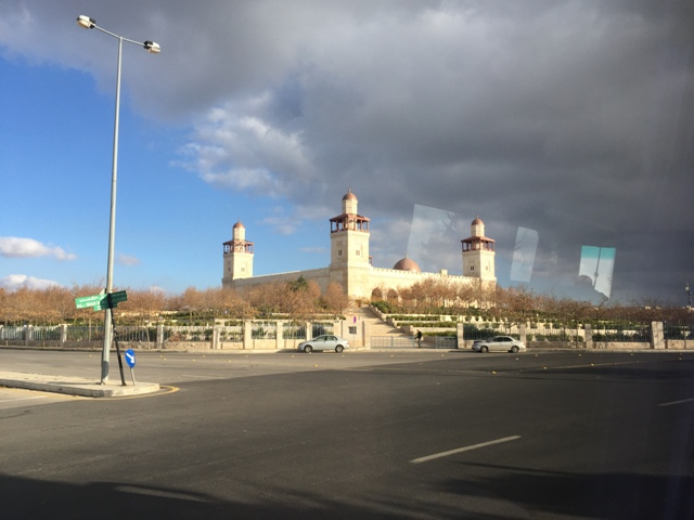 View of King Hussein Mosque 3
