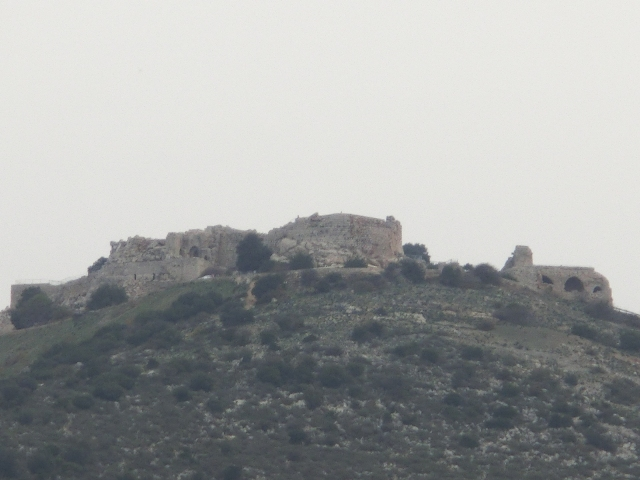 View of Nimrod fortress 2
