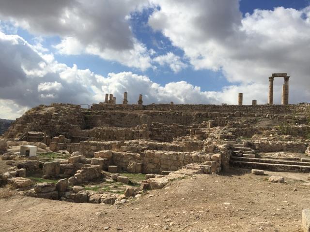 Walk to Temple of Hercules1