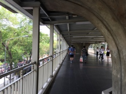 BTS walkway to Central World 2