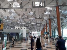 Departure Hall 1