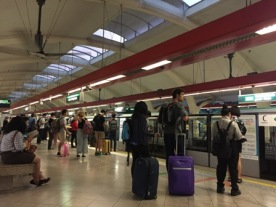 MRT Platform 7