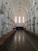 A place of solemnness in Chijmes