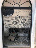 Armenian street art trisaws