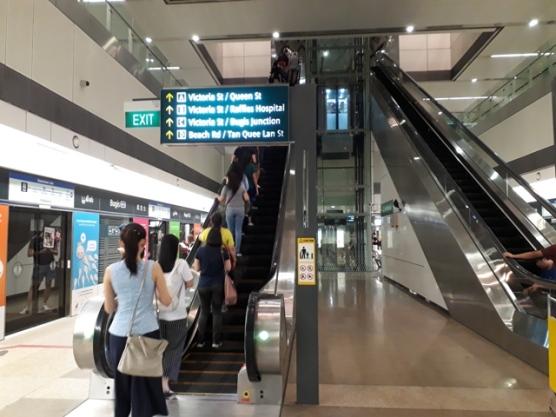 Bugis DTL platform