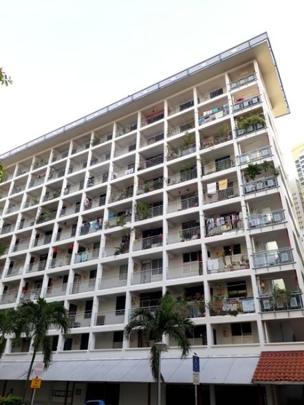 Bukit Ho Swee Flats