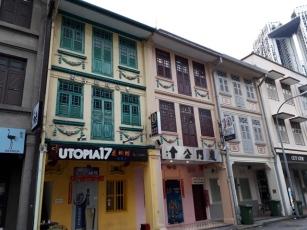 Bukit Pasoh shop houses 1