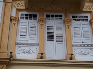 Bukit Pasoh shop houses 2