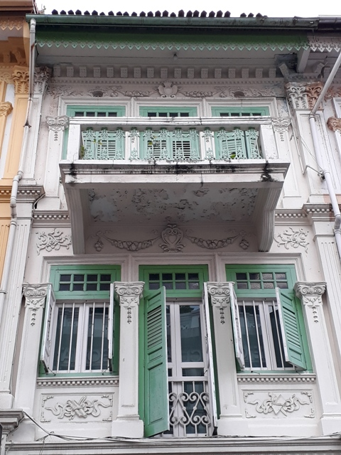 Bukit Pasoh shop houses 3