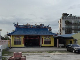 Chian Ling temple