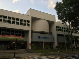 Geylang Public library