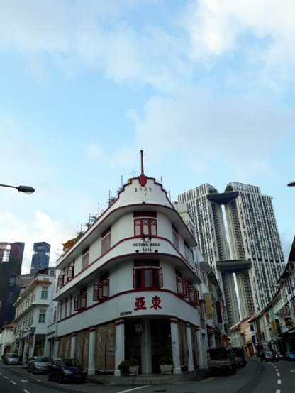 Keong Saik road East Asia building