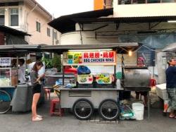 Lorong Baru food scene 1
