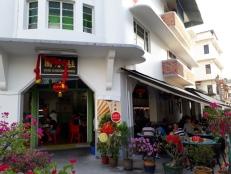 Old shops of Tiong Bahru