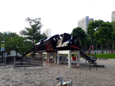 Tiong Bahru Playground