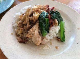 Wai Kei chicken rice