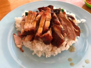 Wai Kei roasted pork