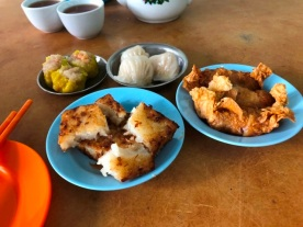 Yong Pin Dim sum selection
