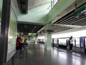 Buona Vista Platform EW line