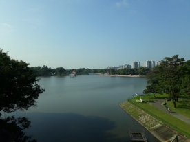 Chinese Garden view1