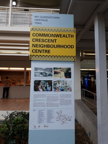 Commonwealth food center