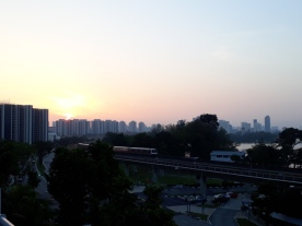 Dawn of the day
