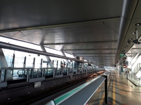 Dover Station platform