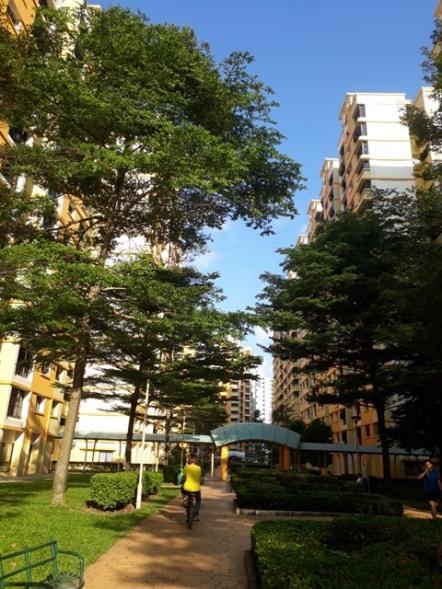 HDB neighbourhoods 2