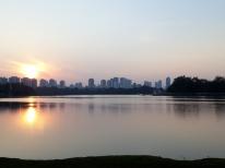 Jurong Lake sunrise