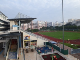 Jurong West Sports hall