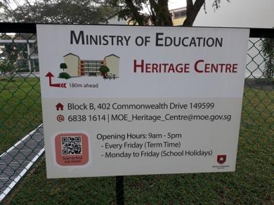 MOE heritage center