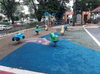 Old playgrounds