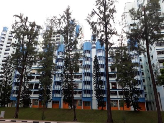 Older Taman Jurong Flats