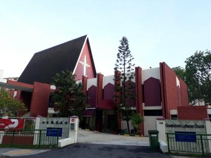 Queenstown Lutheran church
