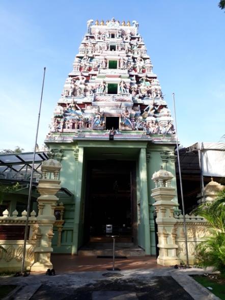 Sri Muneeswwaran temple