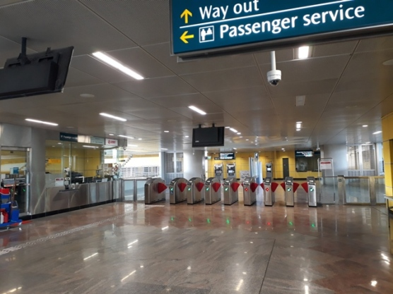 Tuas Crescent MRT