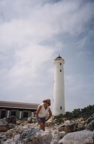 Cozumel lighthouse