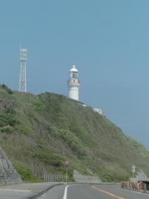 Izu lighthouse