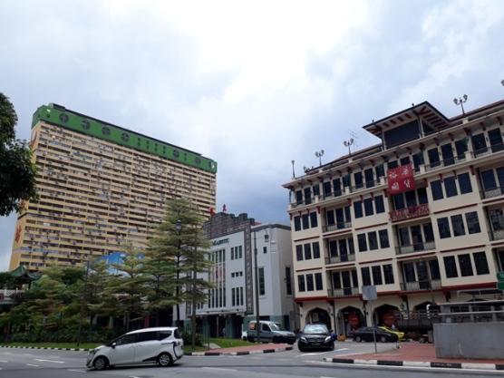 Chinatown Eu Tong Seng rd