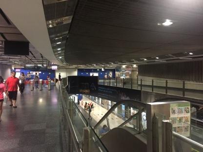 Haborfront MRT stn